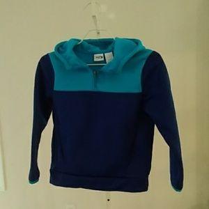 MTA Sport half zip jacket EUC